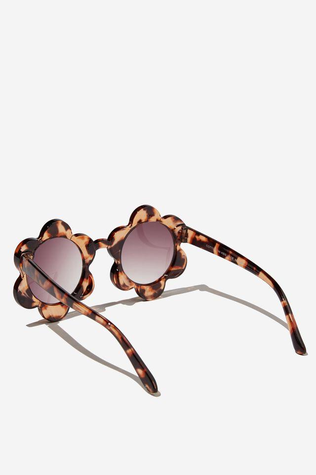 Kids Retro Sunglasses, MILKY TORT FLOWER
