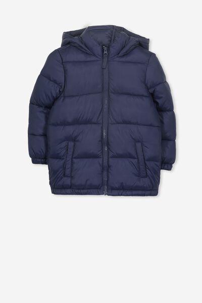 Frankie Puffer Jacket, PEACOAT