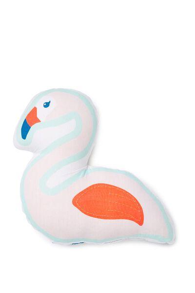 Flamingo Cushion, PINK