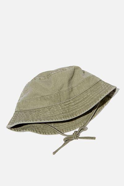 Baby Bucket Hat, SILVER SAGE