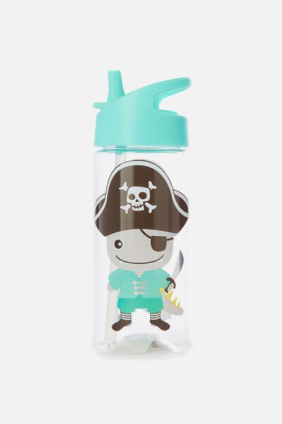 Sunny Buddy Sipper Drink Bottle, JACK PIRATE