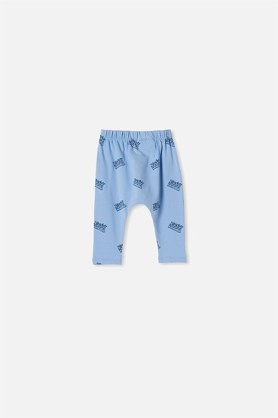 The Legging, LCN MT POWDER PUFF BLUE NAUGHTY BY NATURE