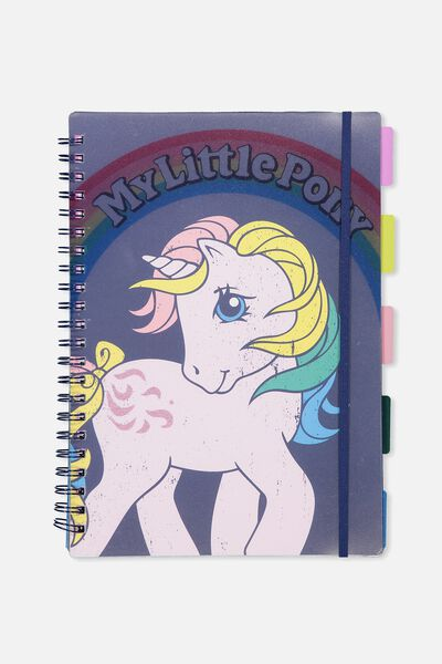 Kids A4 Project Book, LCN MY LITTLE PONY
