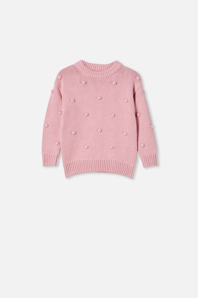 Pepper Knit Jumper, MARSHMALLOW
