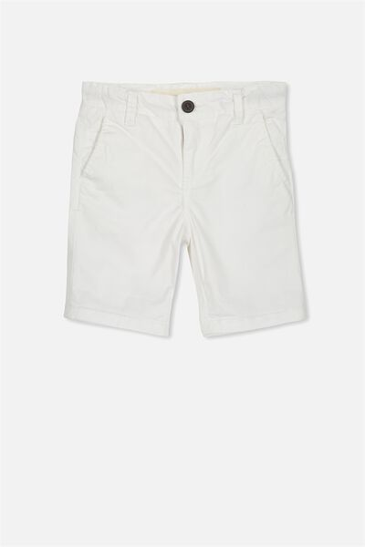 William Walk Short, WHITE