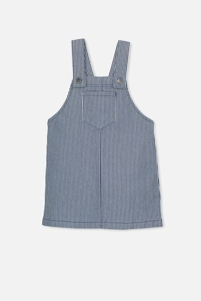 Summer Pinafore, RAIL ROAD STRIPE