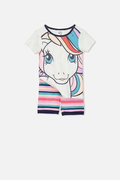 Chloe Girls Short Sleeve PJ Set, MY LITTLE PONY ZOOM