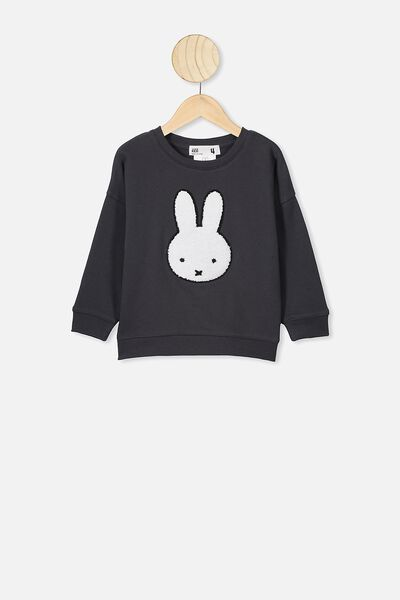 Lux Crew, LCN MIF PHANTOM/MIFFY APPLIQUE