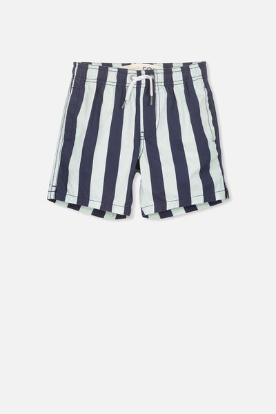 Murphy Swim Short, COOL BLUE/NAVY STRIPE
