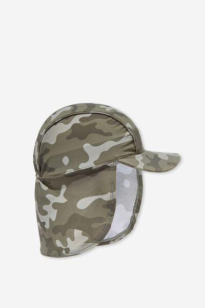 Swim Hat, CAMO