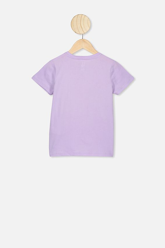 Stevie Ss Embellished Tee, VINTAGE LILAC SEQUIN UNICORN