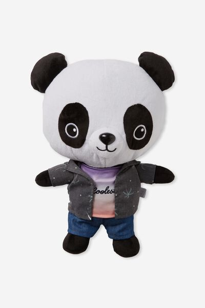 30Cm Medium Plush Toy, BOHO OLI