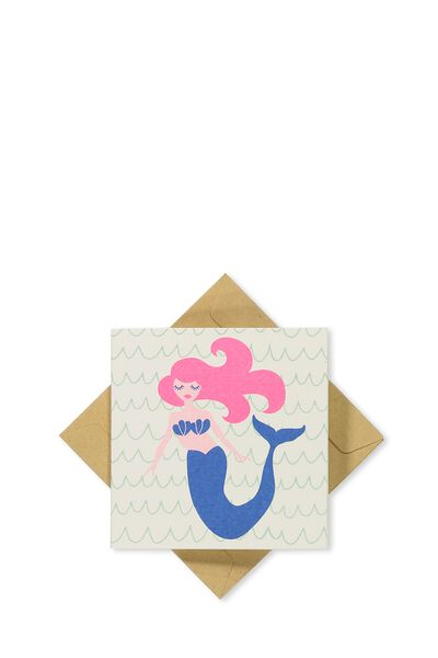 Gift Cards, PINK MERMAID