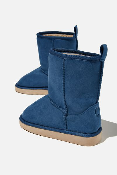 Classic Homeboot Personalised, PRETTY BLUE