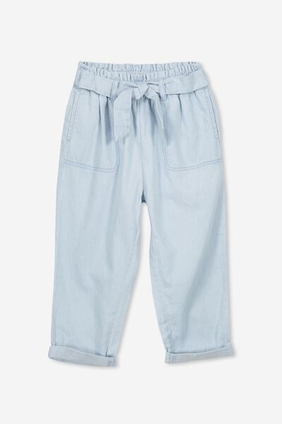 Miko Pant, LIGHT BLUE WASH