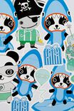 Sunny Buddy Scratch And Scent Sticker, MAX DRESS UP