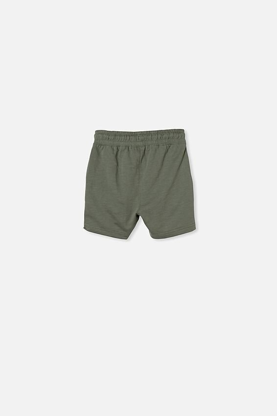 Henry Slouch Short 60/40, SWAG GREEN
