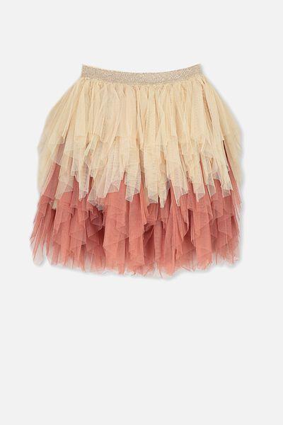 Tori Tulle Skirt, LCN DIS/MOANA