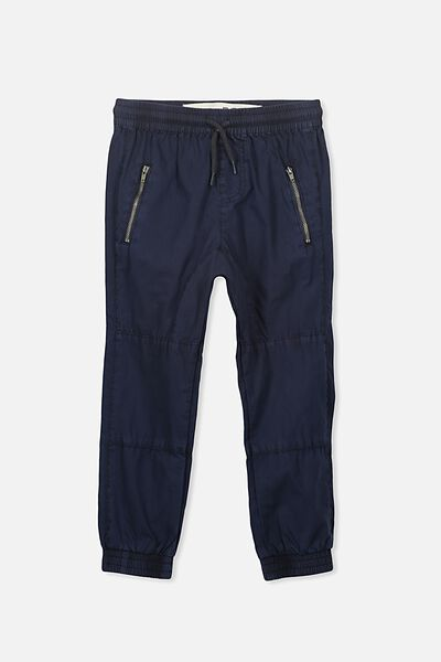Marlo Cuff Pant, WASHED NAVY