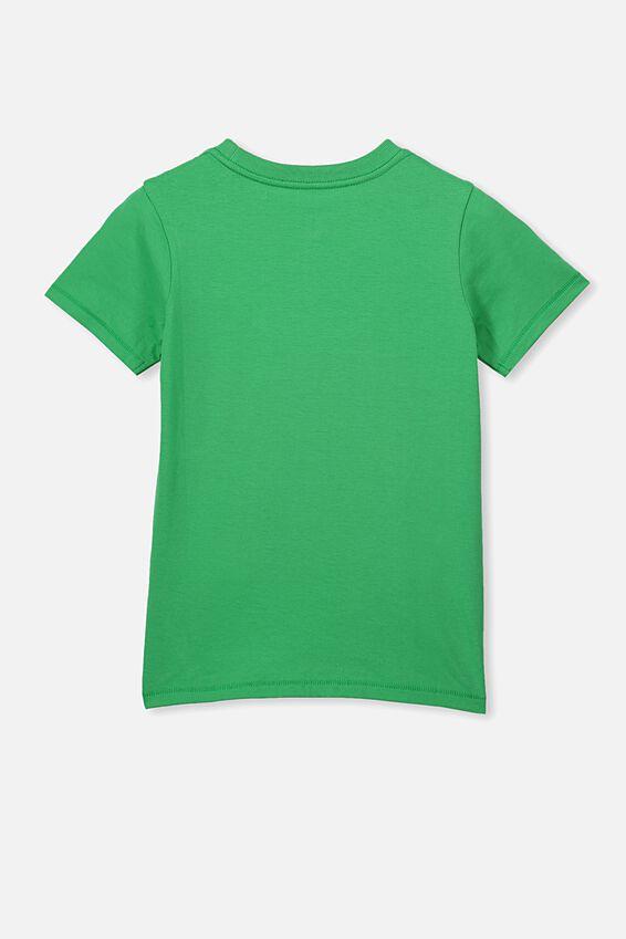 Max Short Sleeve Tee, KELLY GREEN/WILD CHILD
