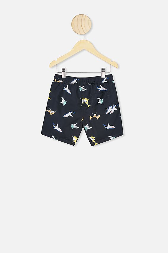 Bailey Boardshort, PHANTOM/SHAKIES