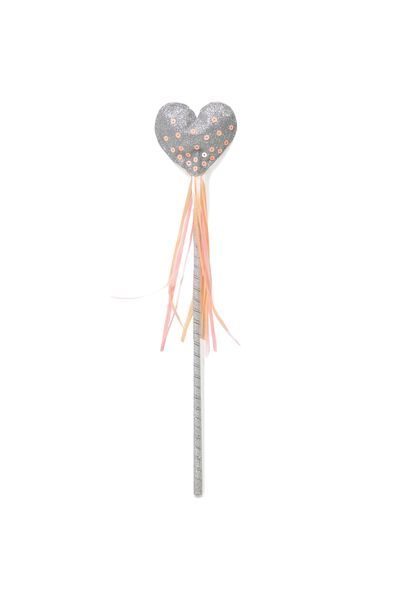 Shooting Stars Wand, MAGIC HEART SILVERY