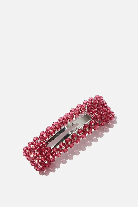 Hair Clips, S ROSE SNAP