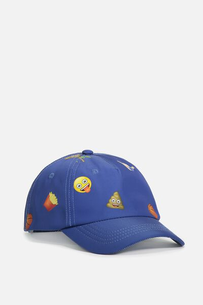 Licensed Baseball Cap, EMOJI MIXED EMOJI