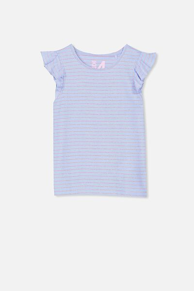 Kaia Tank, BUTTERFLY BLUE/PERRY PINK