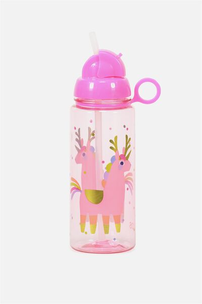Spring Drink Bottle, LLAMACORN