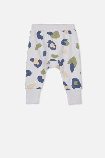 Charlie Trackpant, WINTER GREY/BLUE CAMO