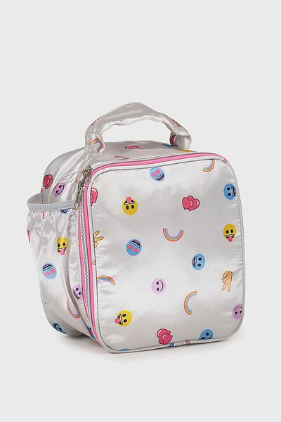 Kids Lunch Bag, SPEAK EMOJI