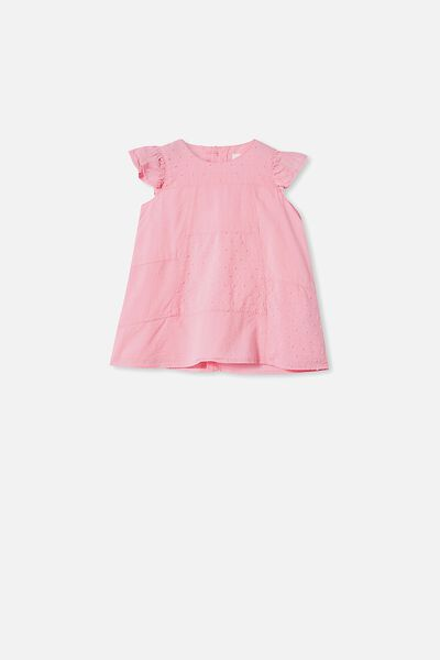 Mabel Dress, CALI PINK