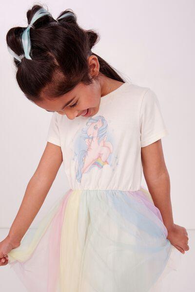 Vivienne Dress Up Dress, LCN HAS/RAINBOW/MY LITTLE PONY