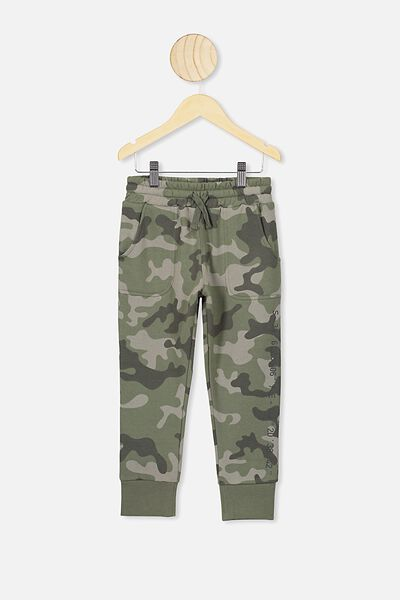 Heritage Trackpant, CAMO