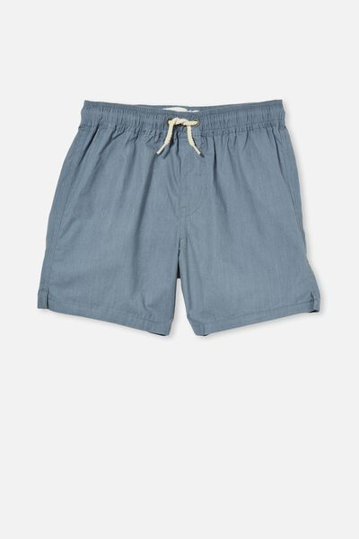 Volly Short, STEEL