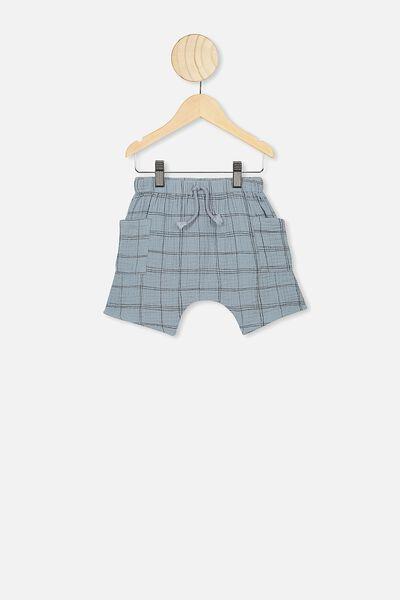 Jordan Shorts, RAIN CLOUD/SKETCHY GRID
