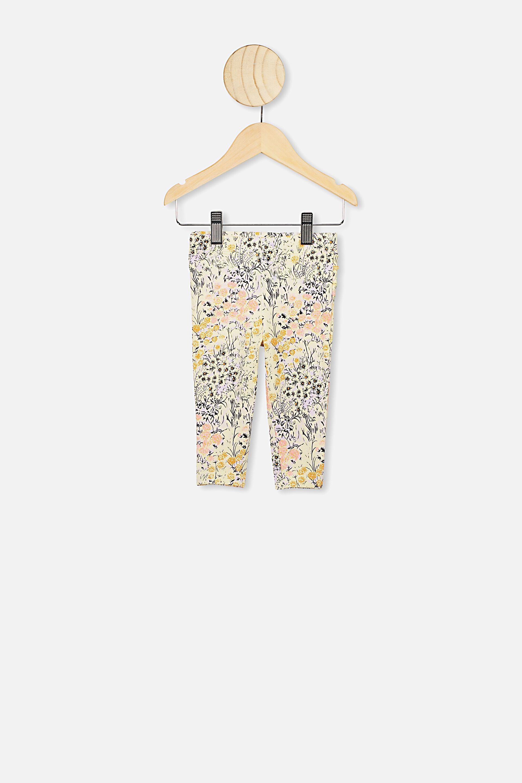 AUIE SAOSA Spring and Autumn Little Girls Fashion Cotton Leggings 2 PCS