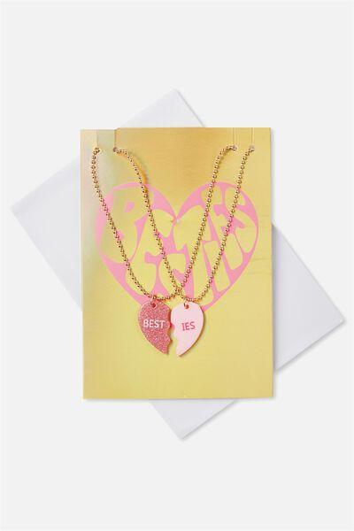 Jewellery Gift Card, BESTIES