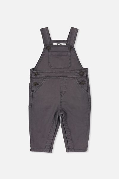 Eloise Overall, GRAPHITE GREY