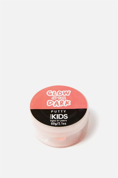 Kids Putty, GLOW IN THE DARK PUTTY