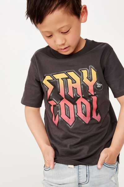 Max Skater Short Sleeve Tee, PHANTOM STAY COOL