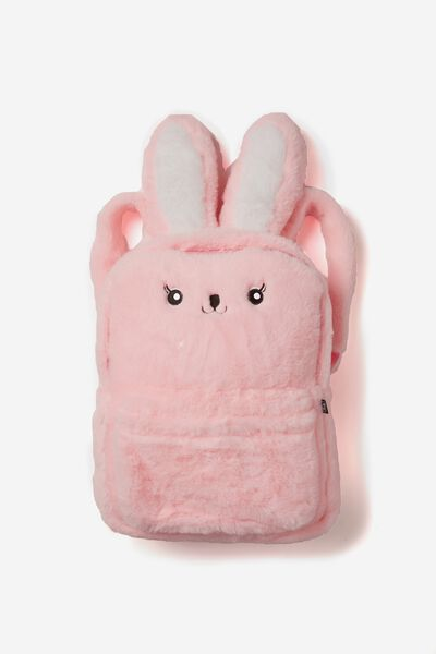 The Buddy Backpack, PLUSH PINK
