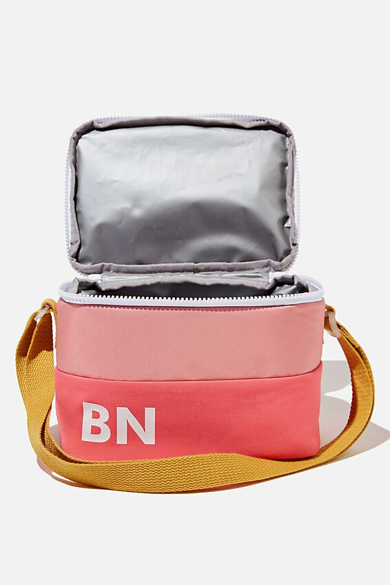 Kids Lunch Bag - Personalised, PINK