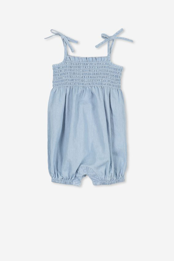 Fifi All In One, LT CHAMBRAY WASH