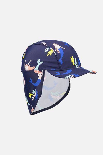 Swim Hat, MERMAID