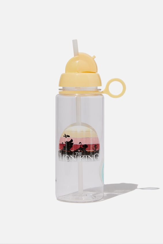 Spring Drink Bottle, LCN DIS LION KING