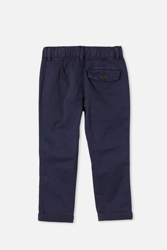 Boys Roller Chino, INDIAN INK