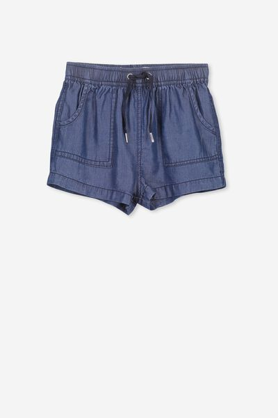 Alexa Short, INDIGO WASH