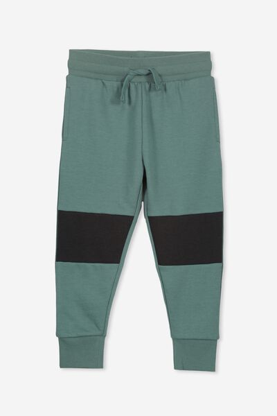 Leo Trackpant, SAGE PINE/PHANTOM SPLICE
